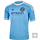 adidas New York City FC Home Jersey 2015