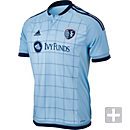 adidas Sporting KC Home Jersey 2015