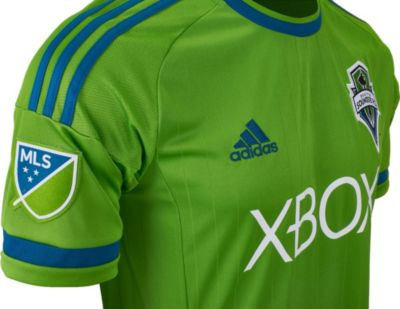Seattle Sounders' two new jerseys for 2016 are available now ...