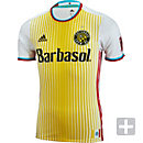 adidas Columbus Crew Authentic Away Jersey 2016