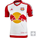 adidas New York Red Bulls Authentic Home Jersey 2016