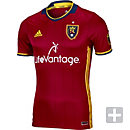 adidas Real Salt Lake Authentic Home Jersey 2016