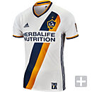 adidas LA Galaxy Authentic Home Jersey 2016