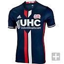 adidas New England Revolution Authentic Home Jersey 2016