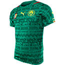 Puma Cameroon Home Jersey  World Cup 2014
