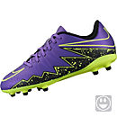 Nike Kids Hypervenom Phelon II FG - Hyper Grape & Black