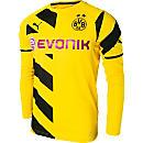 Puma Borussia Dortmund Long Sleeve Home Jersey 2014-15