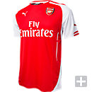 Puma Arsenal Home Jersey 2014-2015