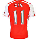 Puma Ozil Arsenal Home Jersey 2014-15