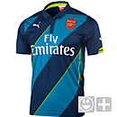 Puma Kids Arsenal 3rd Jersey 2014-15