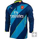 Puma Arsenal Long Sleeve 3rd Jersey 2014-15