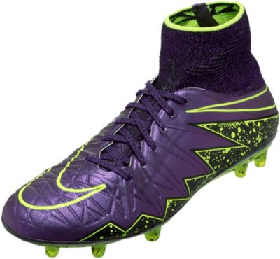 5cd3647d5 Nike Hypervenom Phantom II FG Soccer Cleats - Hyper Grape ...