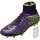 Nike Hypervenom Phantom II FG - Hyper Grape & Black