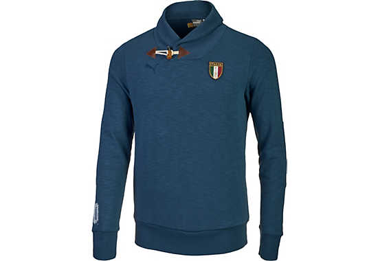 Puma Italy Azzurri Sweatshirt