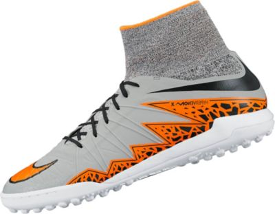 Nike HypervenomX Proximo Turf - Wolf Grey and Orange. Nike HypervenomX  Proximo TF 67d428e76
