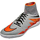 Nike HypervenomX Proximo Indoor Shoes - Wolf Grey