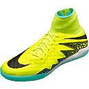 Nike HypervenomX Proximo IC - Volt & Black