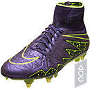Nike Hypervenom Phantom II SG-Pro - Hyper Grape & Black