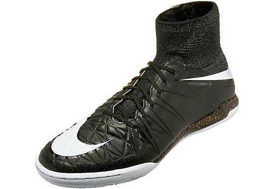 nike air max barkley sur les pieds - Nike HypervenomX Proximo Street - Black - Nike Indoor Soccer Shoes