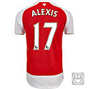 Puma Kids Alexis Sanchez Arsenal Home Jersey 2015