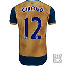 Puma Kids Olivier Giroud Arsenal Away Jersey 2015-16