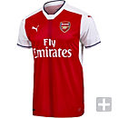 Puma Arsenal Home Jersey 2016-17