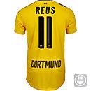 Puma Kids Marco Reus Borussia Dortmund Home Jersey 2016-17