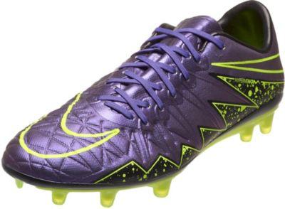 de09aa4653ef Nike Hypervenom Phinish FG Soccer Cleats - Hyper Grape ...