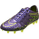 Nike Hypervenom Phinish FG Soccer Cleats - Hyper Grape