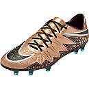 Nike Hypervenom Phinish FG Soccer Cleats - Metallic Red Bronze
