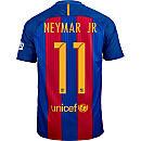 Nike Neymar Barcelona Home Jersey 2016-17