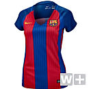 Nike Womens Barcelona Home Jersey 2016-17