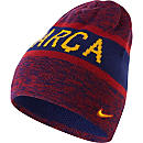 Nike Barcelona Reversible Training Beanie - Loyal Blue & Storm Red