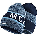 Nike Manchester City Reversible Training Beanie - Field Blue & Midnight Navy