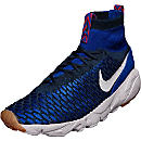 Nike Air Footscape Flyknit Magista - Deep Royal Blue & Dark Obsidian