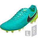 Nike Tiempo Legend VI FG - Clear Jade & Volt