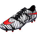 Nike Hypervenom Phelon II FG Soccer Cleats - Neymar - Black & Total Crimson