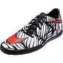Nike Hypervenom Phelon II IC Soccer Shoes - Neymar - Black & Total Crimson