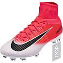 Nike Mercurial Superfly V FG Soccer Cleats - Racer Pink & Black