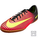 Nike Kids Mercurial Vapor XI IC - Crimson & Black