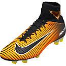 Nike Mercurial Veloce III DF FG - Laser Orange & Black