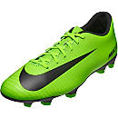 Nike Mercurial Vortex III FG Soccer Cleats - Electric Green & Flash Lime