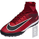 Nike MercurialX Proximo II TF Soccer Shoes - Team Red & Black