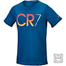 Nike Kids Hero Tee - CR7 - Industrial Blue