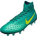 Nike Magista Orden II FG Soccer Cleats - Rio Teal & Obsidian