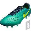 Nike Magista Opus II FG Soccer Cleats - Rio Teal & Obsidian