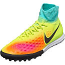 Nike MagistaX Proximo II TF Soccer Shoes - Volt & Hyper Turquoise