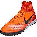 Nike MagistaX Proximo II TF - Total Crimson & University Red