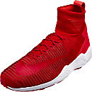 Nike Zoom Model I FK Soccer Shoes - University Red & Dark Grey