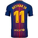 Nike Neymar Barcelona Match Home Jersey 2017-18